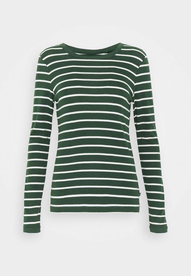 Camiseta de manga larga - dark green