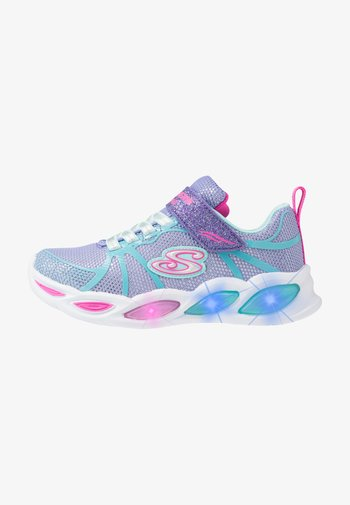 SHIMMER BEAMS - Trainers - periwinkle sparkle/multicolor