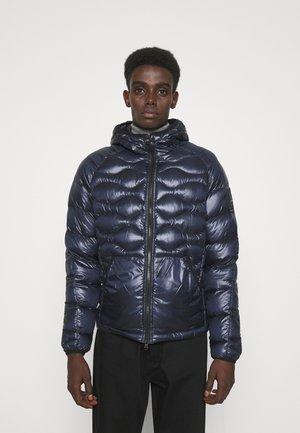EXPLORER JACKET - Down jacket - dark blue