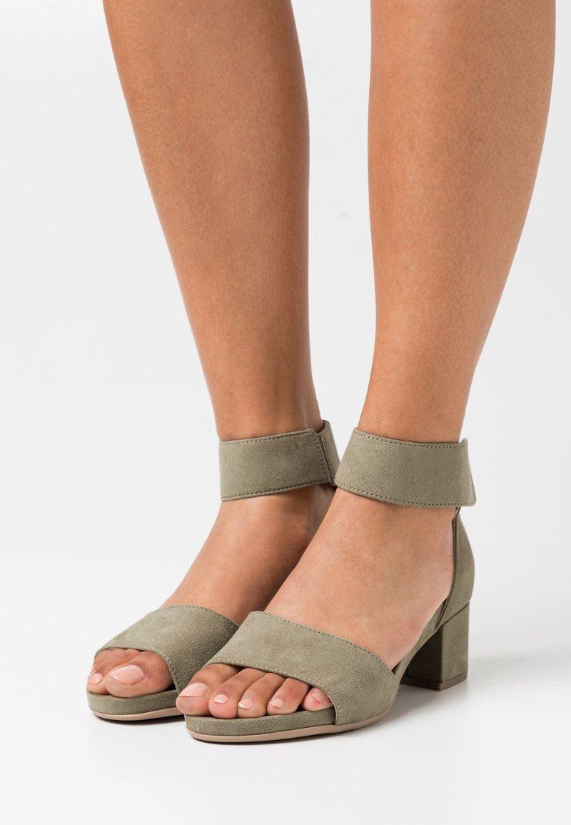Jana - Sandals - pistachio