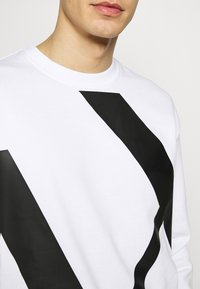 Armani Exchange - Sweatshirt - white - 5