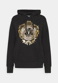 Versace Jeans Couture - Sweatshirt - black-gold - 4