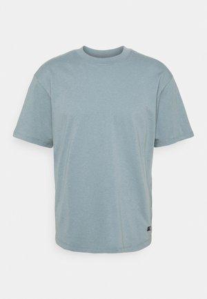 OVERSIZE PLAIN SYNERGY - T-shirts basic - tarmac