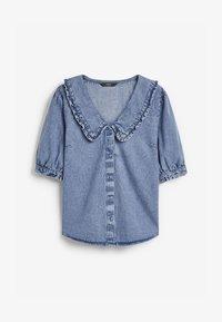 Next - Skjorta - blue denim - 0