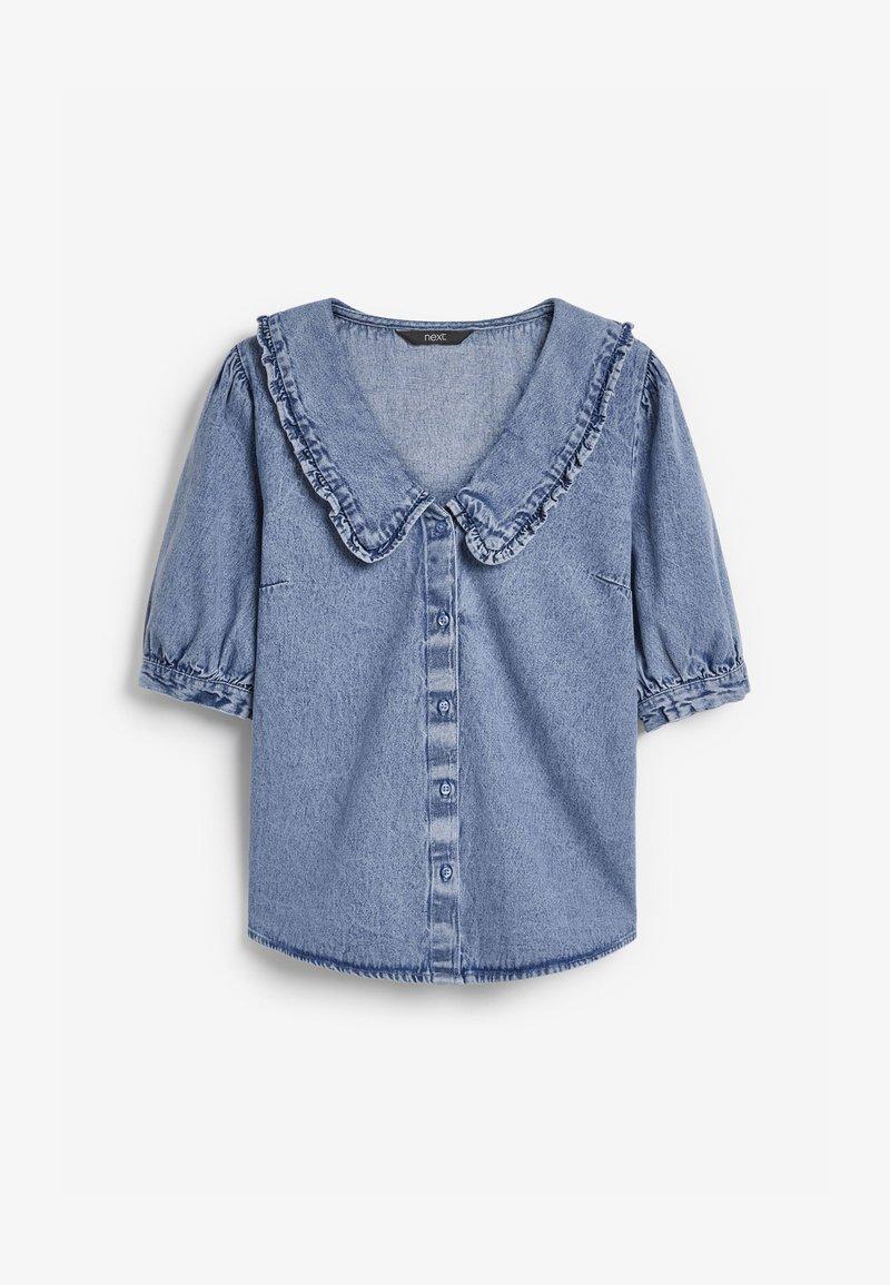 Next - Skjorta - blue denim