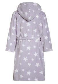 Sanetta - Dressing gown - silber - 1
