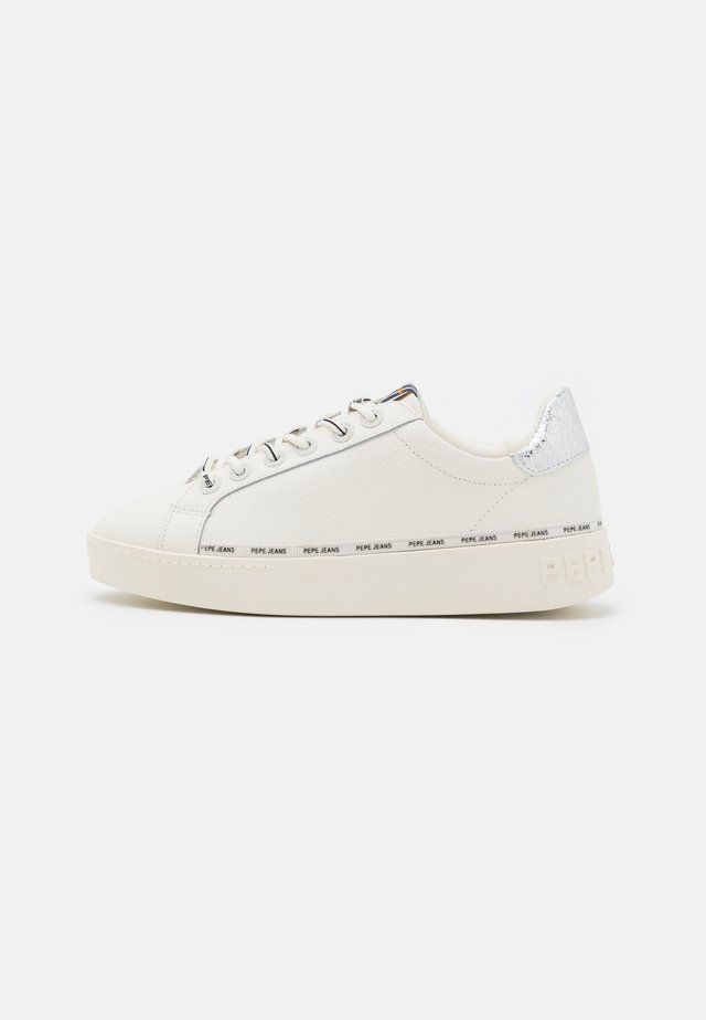 BRIXTON AGAIN - Baskets basses - offwhite