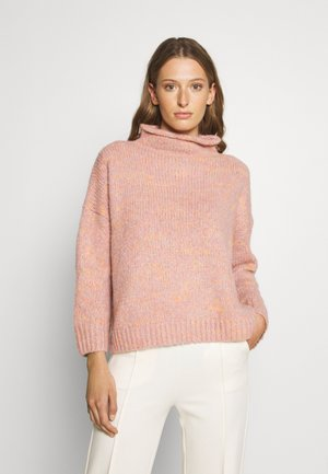 NUTMEG FUNNEL NECK DIRECT EXCLUSIVE - Trui - marled candy