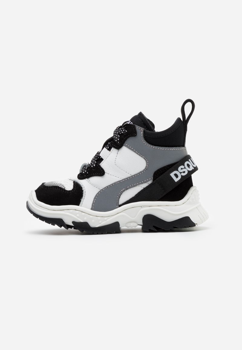 Dsquared2 - High-top trainers - white