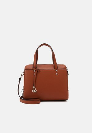 BAG - Handbag - cognac