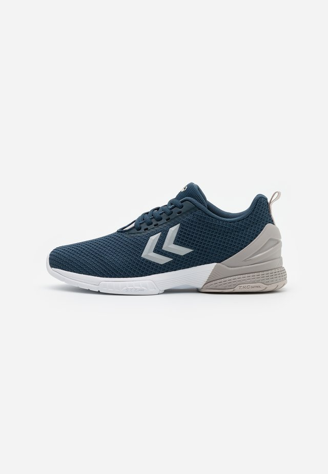 AEROCHARGE FUSION - Handball shoes - midnight navy