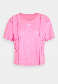 hyper pink/white