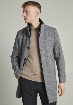 MAHARVEY N - Classic coat - dark shadow