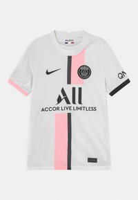 Nike Performance - PARIS ST. GERMAIN UNISEX - Club wear - white/arctic punch/black - 0