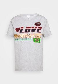 PRAIA - Print T-shirt - vapour