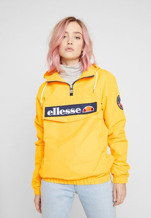 MONTEZ - Veste coupe-vent - yellow