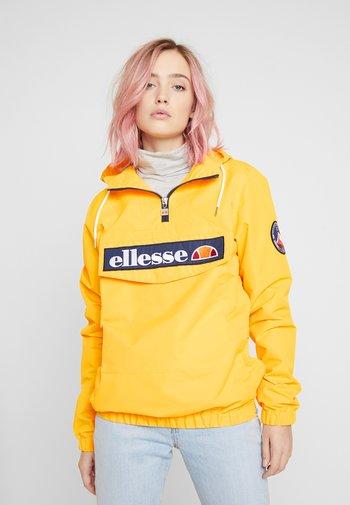 MONTEZ - Windbreaker - yellow
