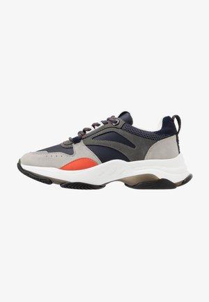 INVALID - Sneakersy niskie - navy