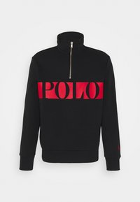 Polo Ralph Lauren - DOUBLE TECH - Collegepaita - black - 0