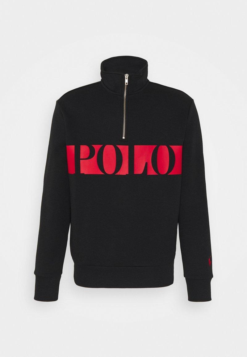 Polo Ralph Lauren - DOUBLE TECH - Collegepaita - black
