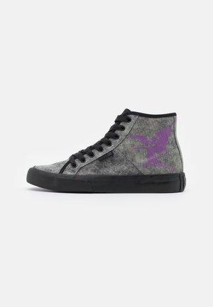 SABBATH MANUAL UNISEX - Sneakers alte - black wash