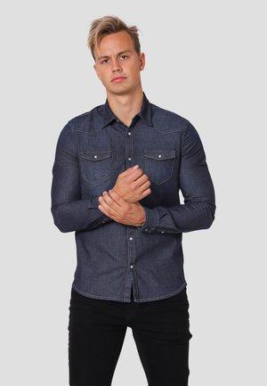 WINTON  - Overhemd - midnight blue wash
