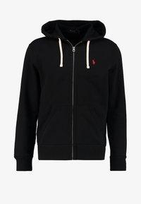 Polo Ralph Lauren - HOOD - Hoodie - black - 3