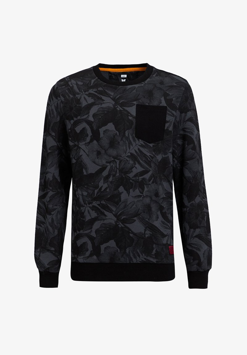 WE Fashion - Sweatshirt - anthracite