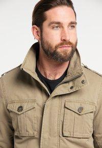 DreiMaster - Summer jacket - brown - 3