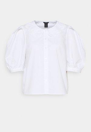 BLOUSE ALLY - Bluzka - white