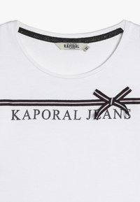 Kaporal - JEFFE - Printtipaita - white - 4