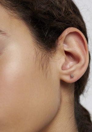 Earrings - gelb vergoldet
