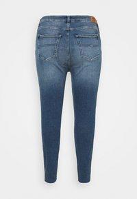 Tommy Jeans Curve - SYLVIA - Skinny-Farkut - dark blue - 6