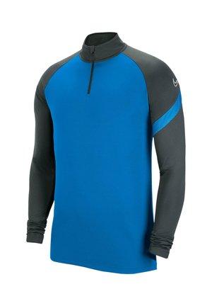 DRI-FIT ACADEMY - Bluzka z długim rękawem - blau / schwarz (959)