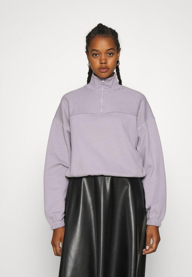 LOU  - Sweatshirt - lilac