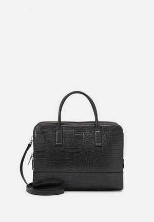 PURE ELEGANCE - Briefcase - dark grey