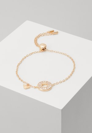 BAGUETTES - Armband - rose gold-coloured