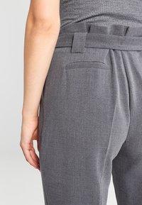KIOMI - Trousers - grey melange - 4
