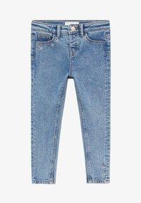 Mango - JULES - Slim fit jeans - middenblauw - 0