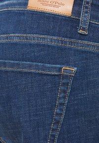Marc O'Polo - Džíny Straight Fit - blue denim - 2