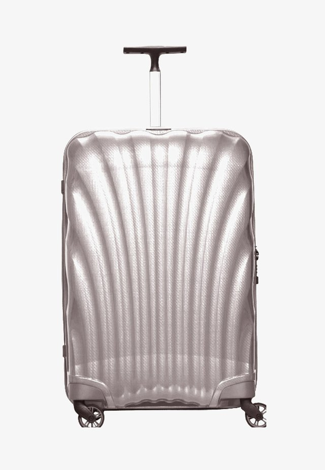 COSMOLITE 3.0 SPINNER - Wheeled suitcase - pearl
