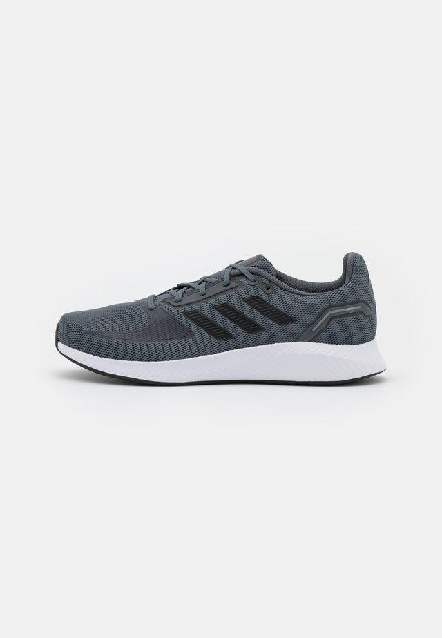 RUNFALCON 2.0 - Neutral running shoes - grey five/core black/grey three