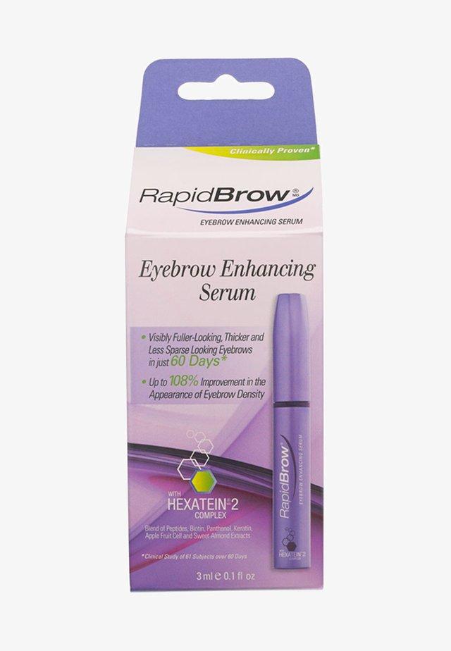 RAPIDLASH RAPIDBROW EYEBROW ENHANCING SERUM - Eyebrow gel - -