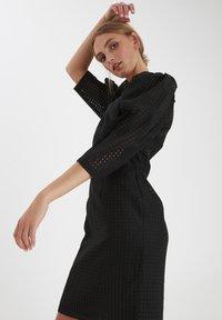 ICHI - IHKAY - Day dress - black - 0
