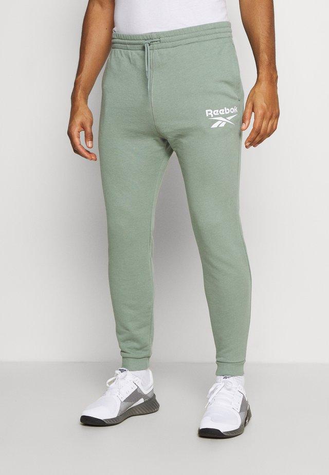 JOGGER - Pantalon de survêtement - green