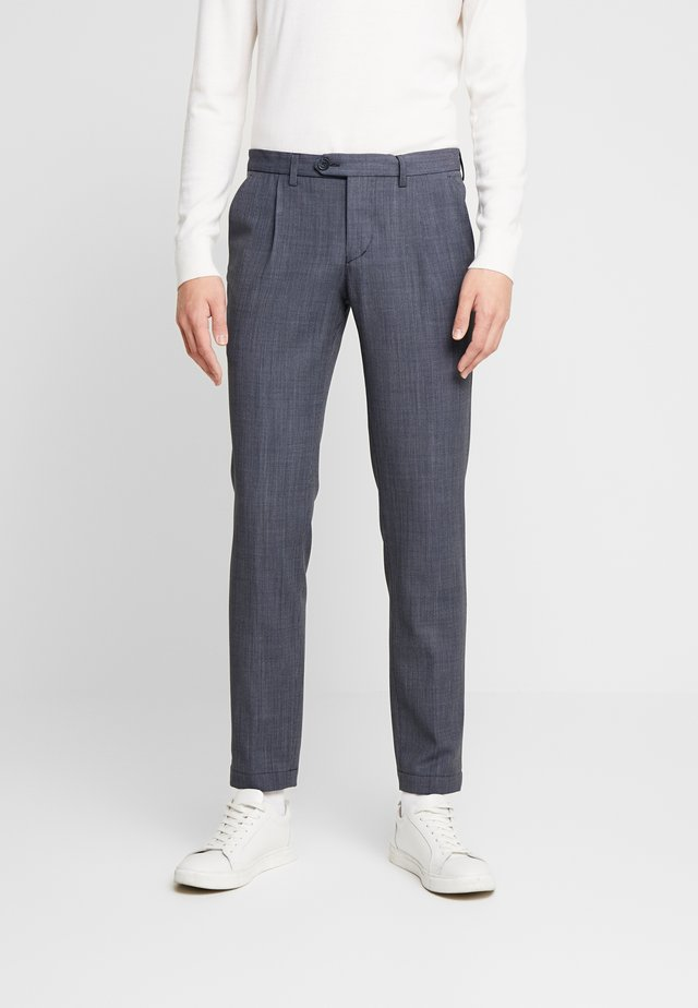 SHACK TROUSER - Trousers - dark atlantic