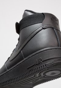 Nike Sportswear - AIR FORCE 1 - High-top trainers - black - 2