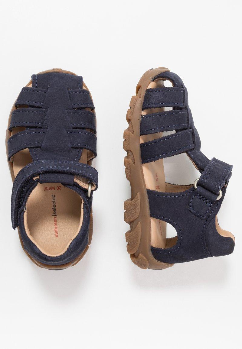 Elefanten - FIDO - Sandals - blue