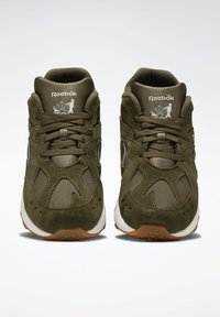 Reebok Classic - AZTREK 93 SHOES - Sneakers - green - 4