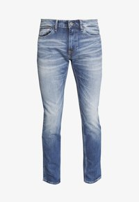 Tommy Jeans - SCANTON - Jeansy Slim Fit - blue denim - 4